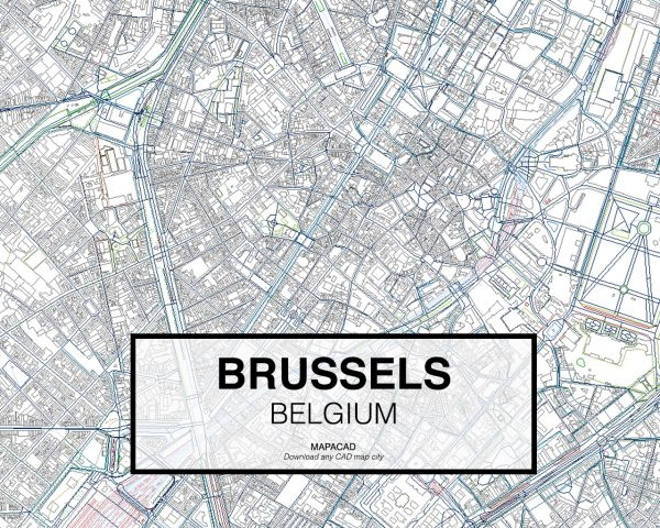 Brussels-Belgium-02-Mapacad-download-map-cad-dwg-dxf-autocad-free-2d-3d