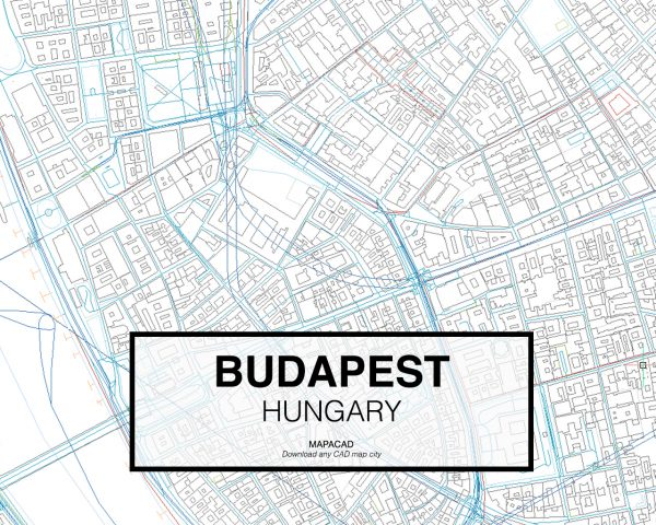 Budapest-Hungary-03-Mapacad-download-map-cad-dwg-dxf-autocad-free-2d-3d