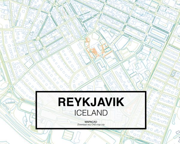 Reykjavik-Iceland-03-Mapacad-download-map-cad-dwg-dxf-autocad-free-2d-3d