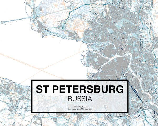 Saint-Petersburg-Russia-01-Mapacad-download-map-cad-dwg-dxf-autocad-free-2d-3d