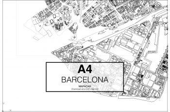 A4-Barcelona-Catastro-dwg-Autocad-descargar-dxf-gratis-cartografia-arquitectura-Mapacad