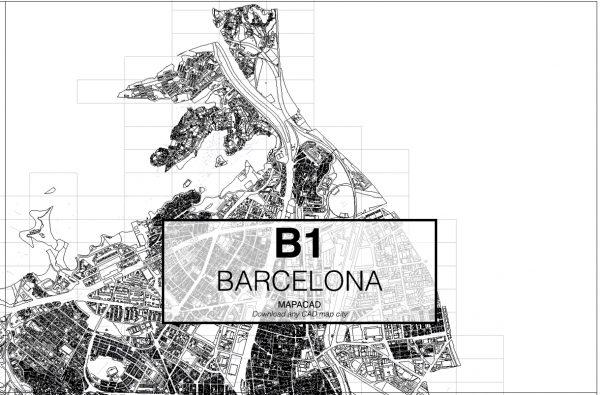 B1-Barcelona-Catastro-dwg-Autocad-descargar-dxf-gratis-cartografia-arquitectura-Mapacad