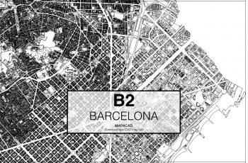 B2-Barcelona-Catastro-dwg-Autocad-descargar-dxf-gratis-cartografia-arquitectura-Mapacad
