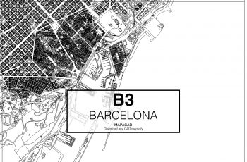 B3-Barcelona-Catastro-dwg-Autocad-descargar-dxf-gratis-cartografia-arquitectura-Mapacad