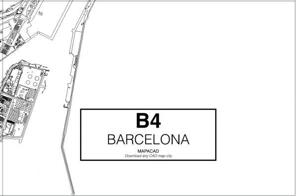 B4-Barcelona-Catastro-dwg-Autocad-descargar-dxf-gratis-cartografia-arquitectura-Mapacad