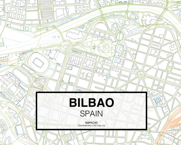 Bilbao-Spain-03-Mapacad-download-map-cad-dwg-dxf-autocad-free-2d-3d
