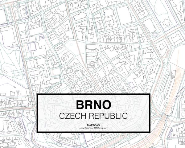 Brno-Czech-Republic-03-Mapacad-download-map-cad-dwg-dxf-autocad-free-2d-3d