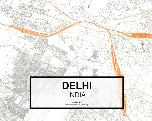 Delhi-India-02-Mapacad-download-map-cad-dwg-dxf-autocad-free-2d-3d