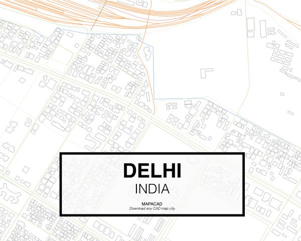 Delhi-India-03-Mapacad-download-map-cad-dwg-dxf-autocad-free-2d-3d