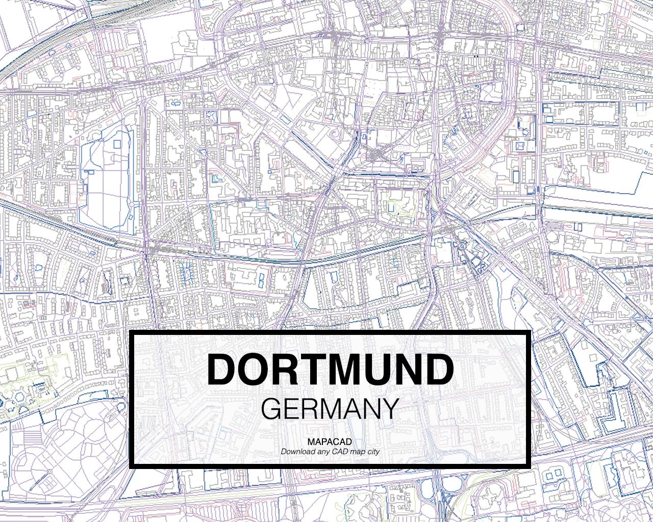 Download Dortmund Dwg Mapacad