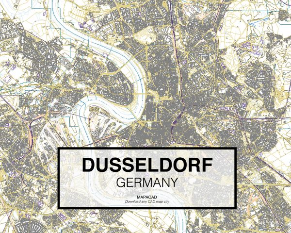Dusseldorf-Germany-01-Mapacad-download-map-cad-dwg-dxf-autocad-free-2d-3d