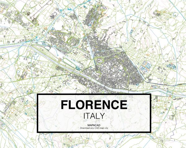 Florence-Italy-01-Mapacad-download-map-cad-dwg-dxf-autocad-free-2d-3d