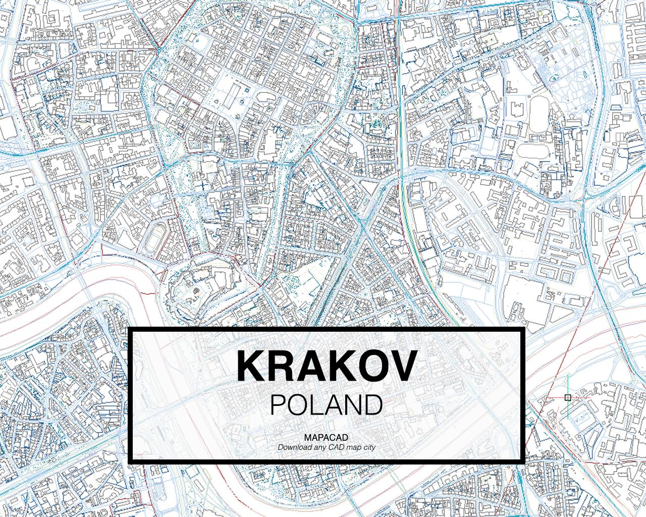 Download Krakov Dwg Mapacad