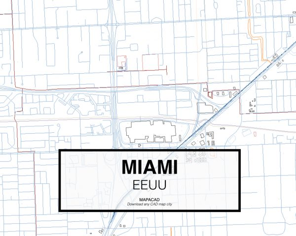 Miami-EEUU-03-Mapacad-download-map-cad-dwg-dxf-autocad-free-2d-3d