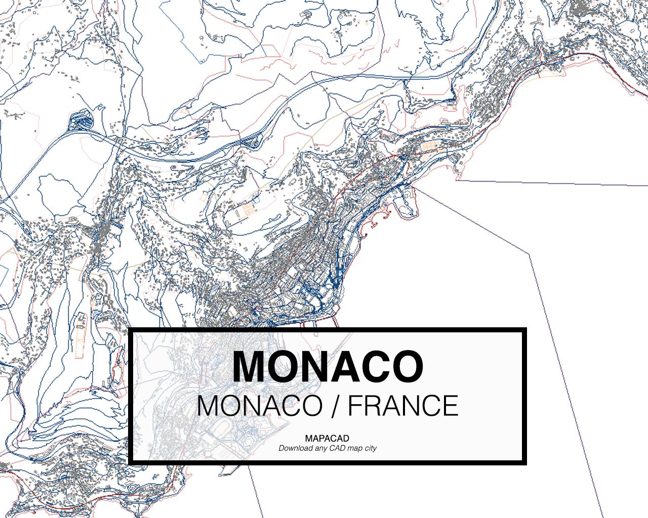 Monaco Dwg Mapacad