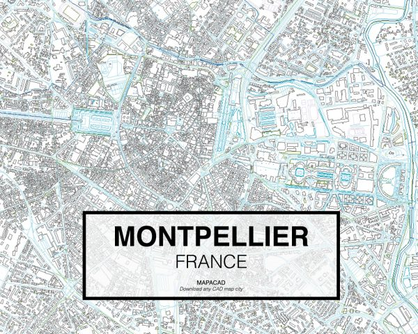 Montpellier-France-02-Mapacad-download-map-cad-dwg-dxf-autocad-free-2d-3d
