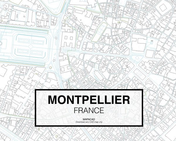 Montpellier-France-03-Mapacad-download-map-cad-dwg-dxf-autocad-free-2d-3d