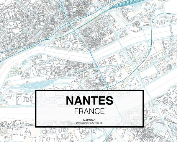 Nantes-France-02-Mapacad-download-map-cad-dwg-dxf-autocad-free-2d-3d