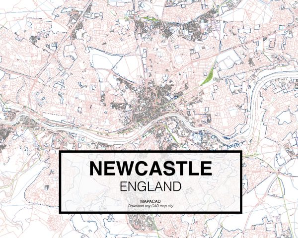 Newcastle-England-01-Mapacad-download-map-cad-dwg-dxf-autocad-free-2d-3d