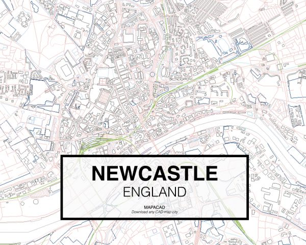 Newcastle-England-02-Mapacad-download-map-cad-dwg-dxf-autocad-free-2d-3d