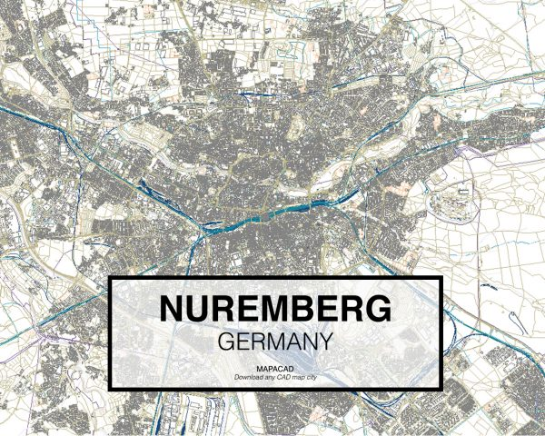 Nuremberg-Germany-01-Mapacad-download-map-cad-dwg-dxf-autocad-free-2d-3d