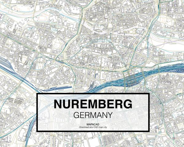 Nuremberg-Germany-02-Mapacad-download-map-cad-dwg-dxf-autocad-free-2d-3d