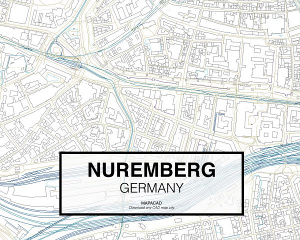 Nuremberg-Germany-03-Mapacad-download-map-cad-dwg-dxf-autocad-free-2d-3d