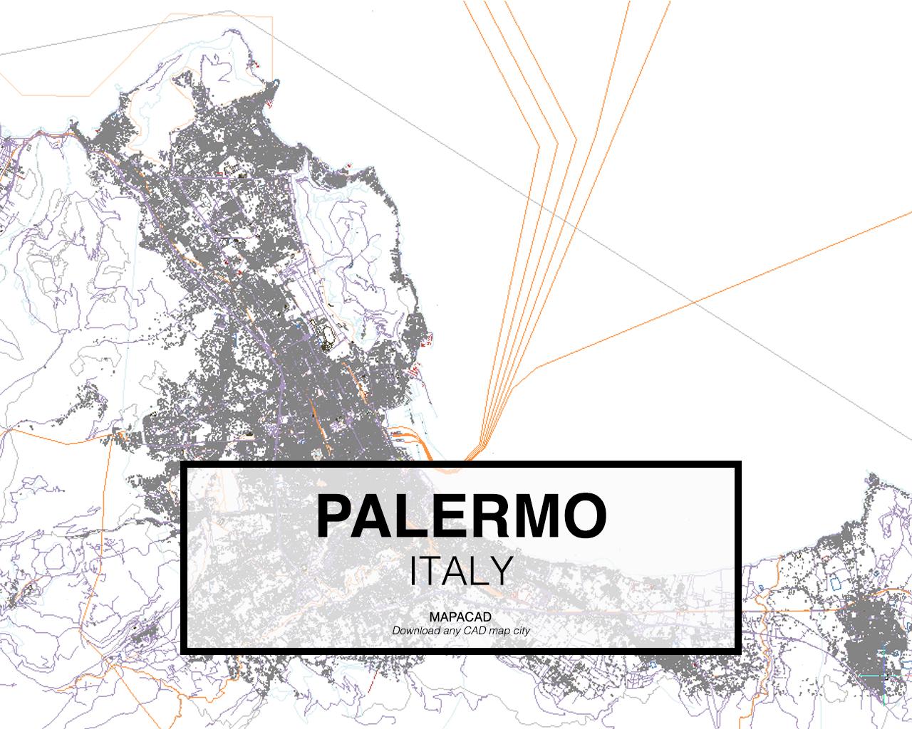 Palermo Dwg Mapacad
