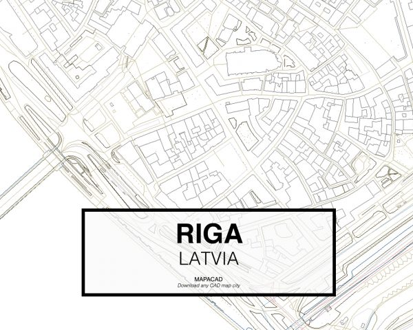 Riga-Latvia-03-Mapacad-download-map-cad-dwg-dxf-autocad-free-2d-3d