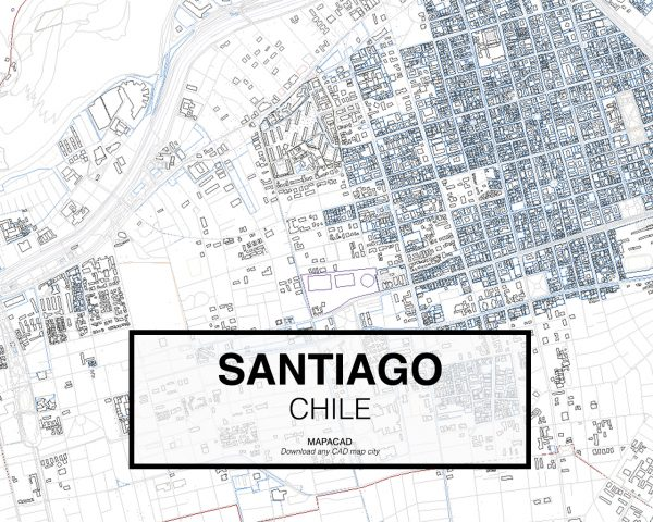 Santiago-Chile-02-Mapacad-download-map-cad-dwg-dxf-autocad-free-2d-3d