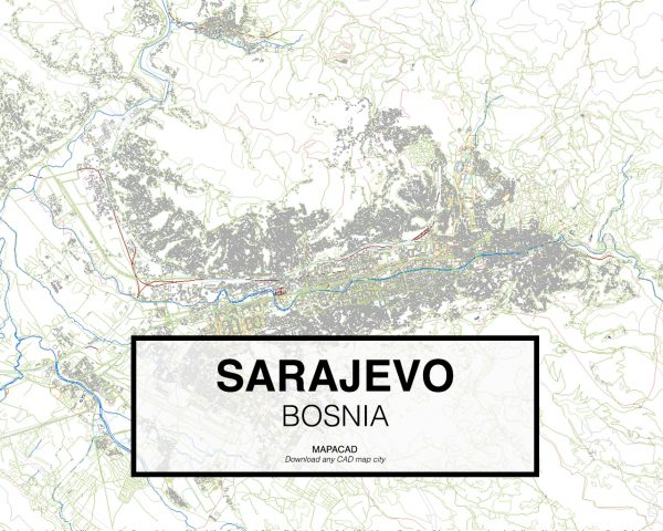 Sarajevo-Bosnia-01-Mapacad-download-map-cad-dwg-dxf-autocad-free-2d-3d