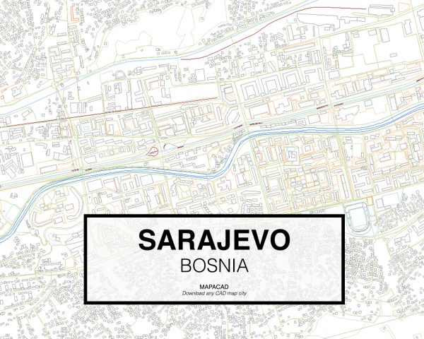 Sarajevo-Bosnia-02-Mapacad-download-map-cad-dwg-dxf-autocad-free-2d-3d