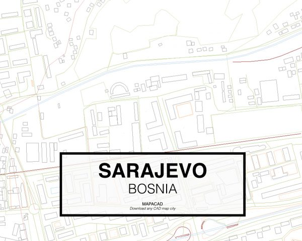 Sarajevo-Bosnia-03-Mapacad-download-map-cad-dwg-dxf-autocad-free-2d-3d