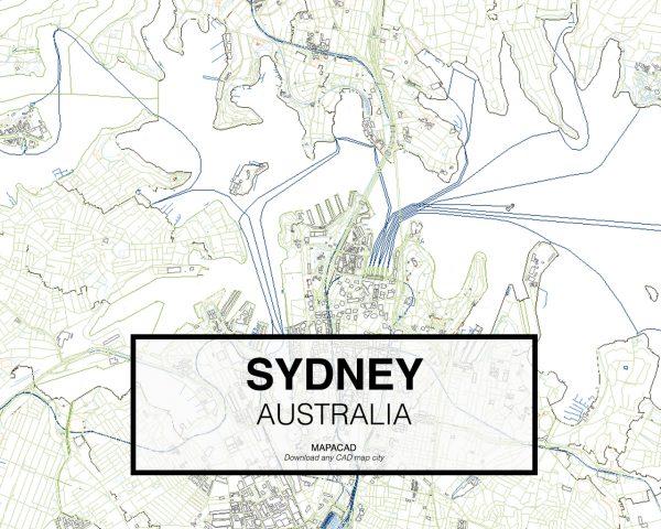 Sydney-Australia-02-Mapacad-download-map-cad-dwg-dxf-autocad-free-2d-3d