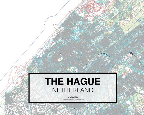 The-Hague-Netherland-01-Mapacad-download-map-cad-dwg-dxf-autocad-free-2d-3d