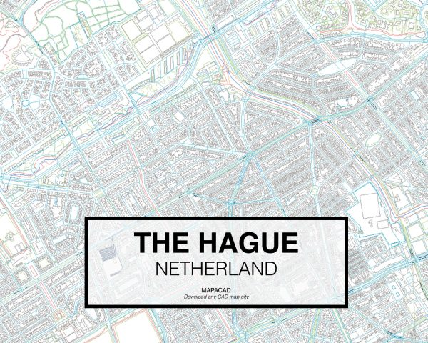 The-Hague-Netherland-02-Mapacad-download-map-cad-dwg-dxf-autocad-free-2d-3d