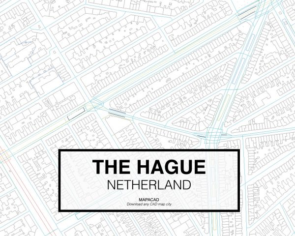 The-Hague-Netherland-03-Mapacad-download-map-cad-dwg-dxf-autocad-free-2d-3d