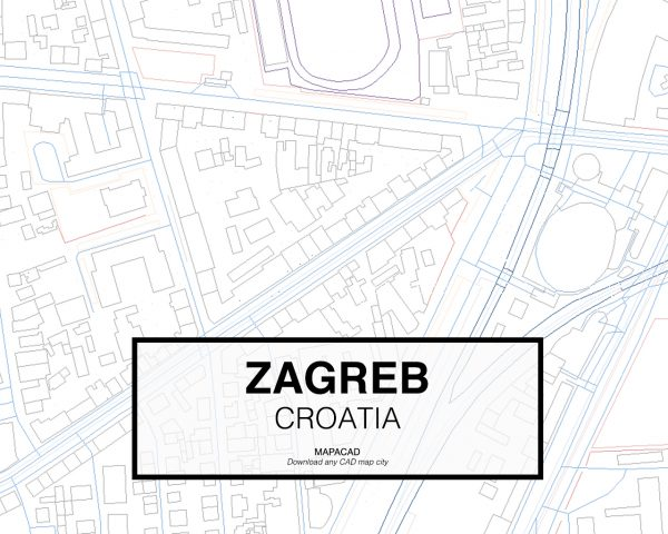 Zagreb-Croatia-03-Mapacad-download-map-cad-dwg-dxf-autocad-free-2d-3d