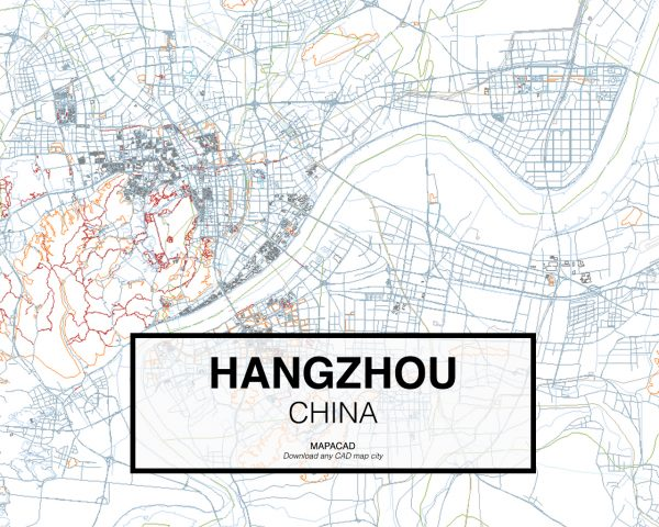 Hangzhou-China-01-Mapacad-download-map-cad-dwg-dxf-autocad-free-2d-3d