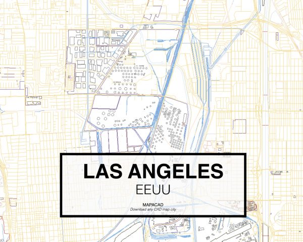 Los-Angeles-EEUU-03-Mapacad-download-map-cad-dwg-dxf-autocad-free-2d-3d