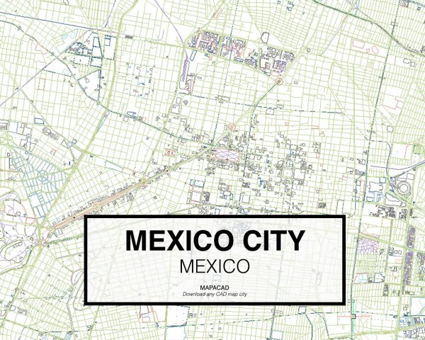 Mexico-Mexico-02-Mapacad-download-map-cad-dwg-dxf-autocad-free-2d-3d
