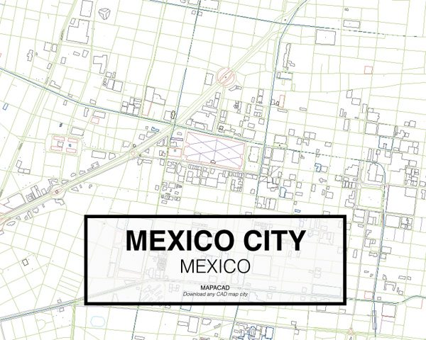 Mexico-Mexico-03-Mapacad-download-map-cad-dwg-dxf-autocad-free-2d-3d