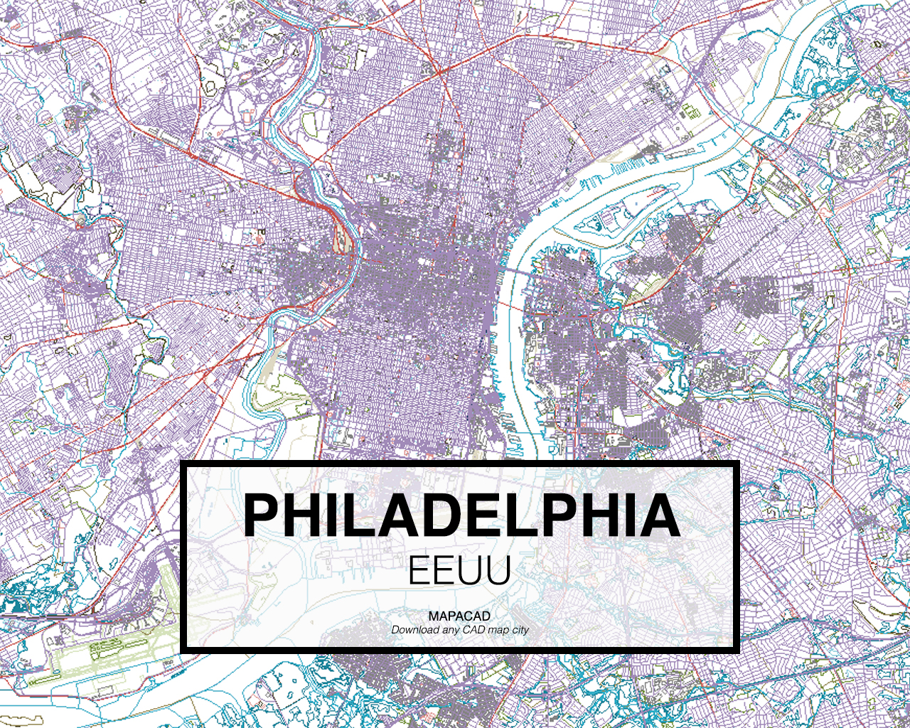 Download philadelphia dwg mapacad philadelphia eeuu 01 mapacad download map cad dwg gumiabroncs Gallery