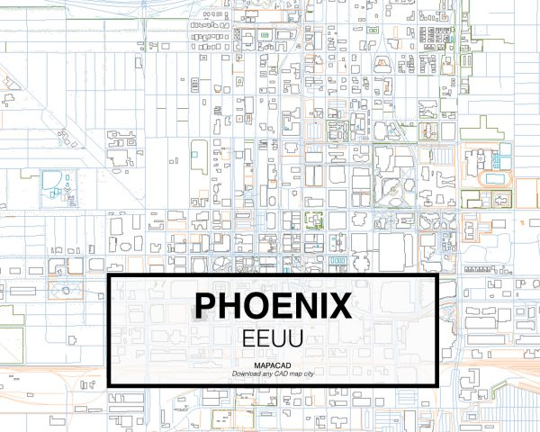 Phoenix-EEUU-03-Mapacad-download-map-cad-dwg-dxf-autocad-free-2d-3d