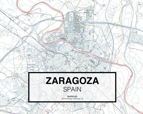 Zaragoza-Spain-01-Mapacad-download-map-cad-dwg-dxf-autocad-free-2d-3d