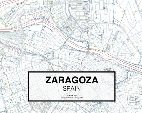 Zaragoza-Spain-02-Mapacad-download-map-cad-dwg-dxf-autocad-free-2d-3d