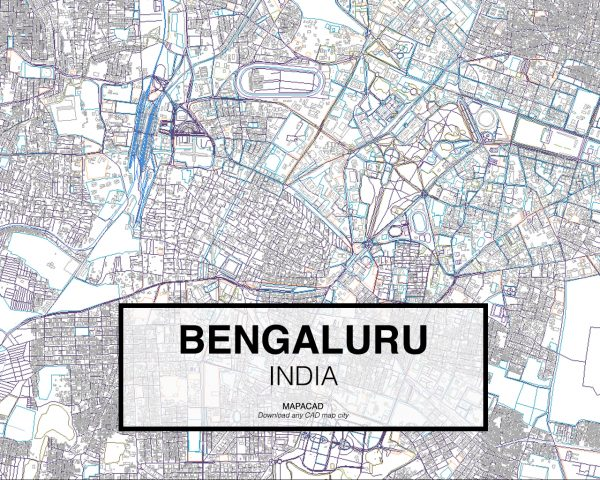 Bengaluru-India-02-Mapacad-download-map-cad-dwg-dxf-autocad-free-2d-3d