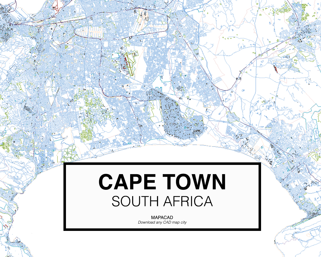 Download cape town dwg mapacad cape town south africa 01 mapacad download map gumiabroncs Images