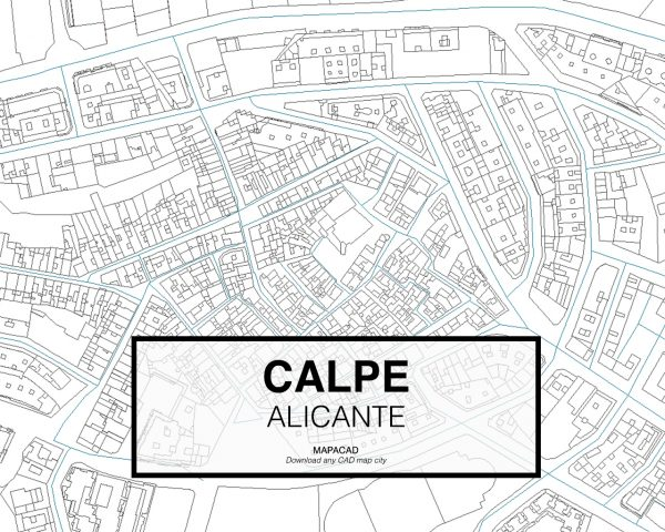 Catrastro-Calpe-Alicante-02-Mapacad-download-map-cad-dwg-dxf-autocad-free-2d-3d