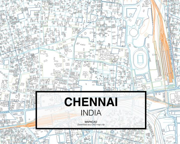 Chennai-India-03-Mapacad-download-map-cad-dwg-dxf-autocad-free-2d-3d